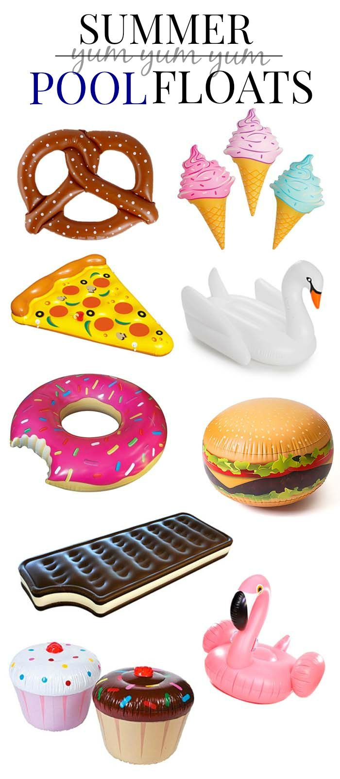 food floats