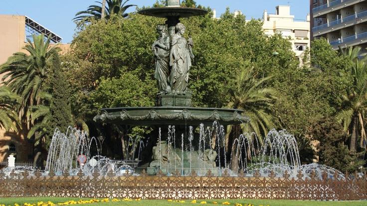 Málaga - Espanja - Aurinkomatkat