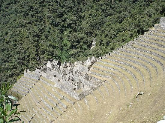 Inca Trail operators - look into Peru Treks and Quechuas Expeditions - 4 day 3 night trek is only 26 miles