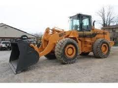 Case 821c Wheel Loader Factory Cares Manual Machine Job Code