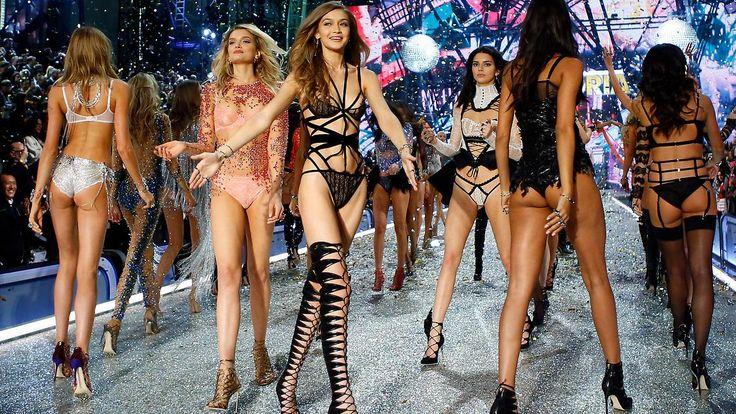 Knappe Höschen, große Show: Victoria's Secret lässt die Engel fliegen
