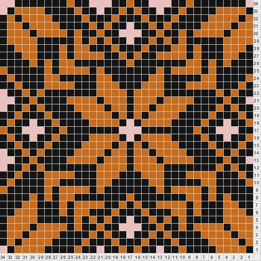 790 best cross stitch images on Pinterest | Knitting charts ...