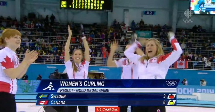 Canada Wins Women's Curling Gold Medal - Business Insider