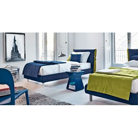 LETTO 1 PIAZZA LOUISE FISSO BONTEMPI MADE IN ITALY