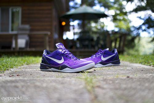 Nike Kobe 8 System \\ Gradient Purple