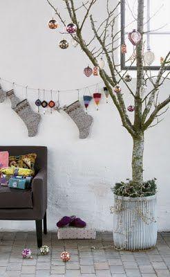 pretty Christmas Swedish style