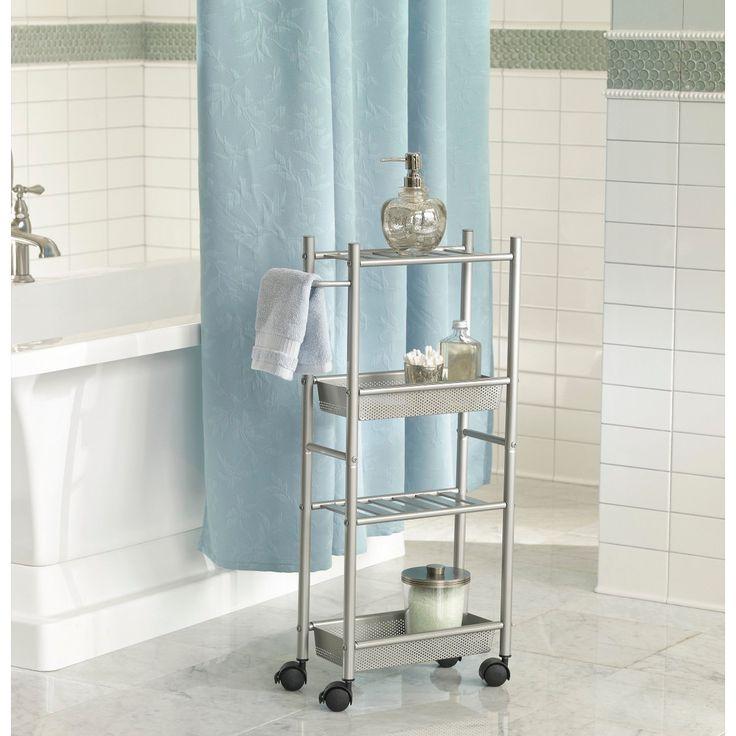 Best 25 Target Bathroom Ideas On Pinterest  Lighting For Amusing Small Bathroom Cart Inspiration Design