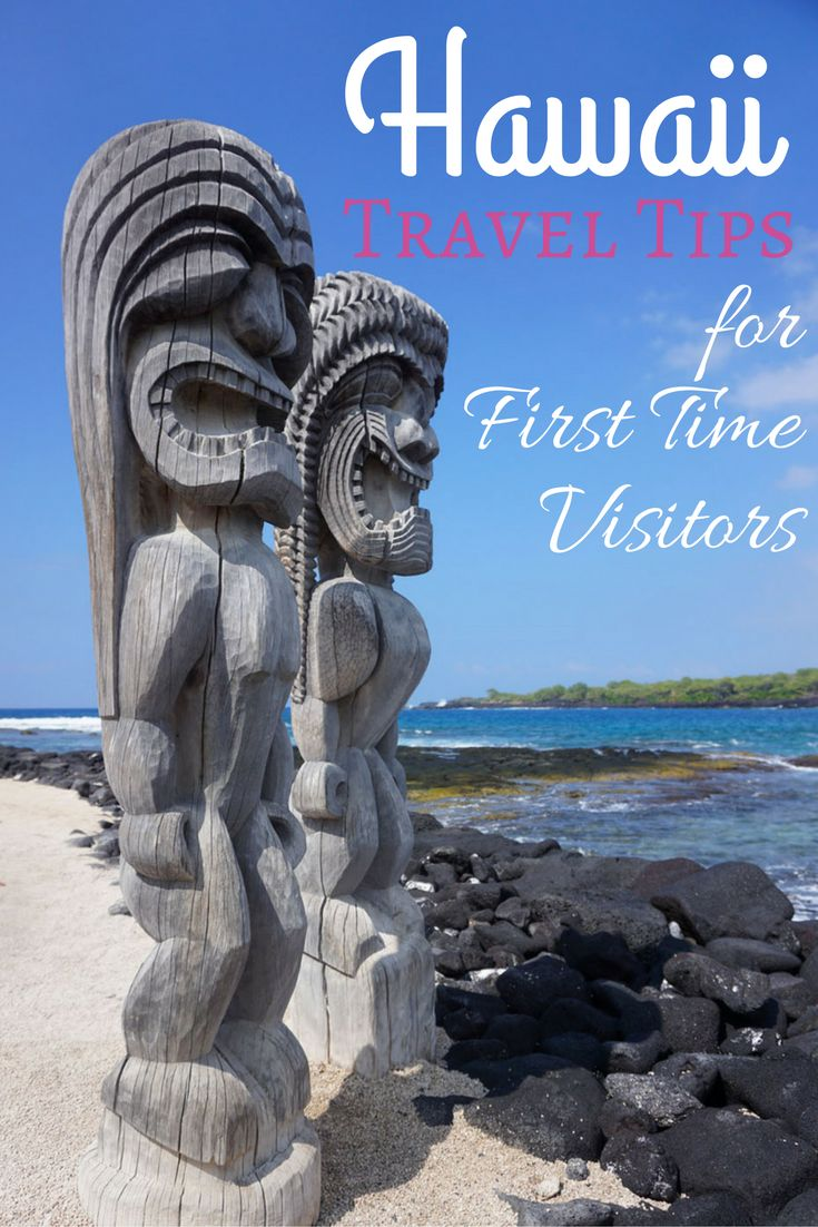 10 Hawaii Travel Tips for First Time Visitors - If you're visiting Hawaii for the first time, here are a few Hawaii vacation tips that you should read before you start planning your trip!