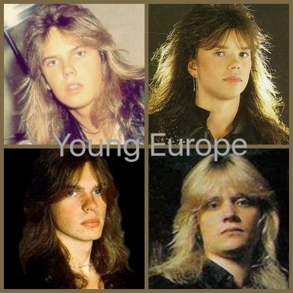 Young Europe band
