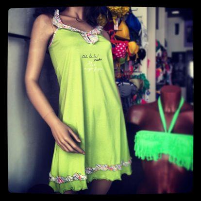 A shop window at Kavala City, Greece!