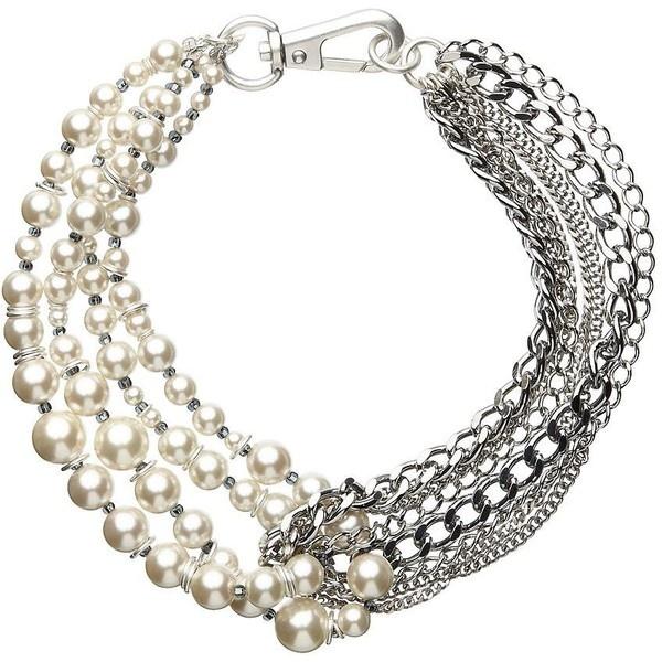 Mimco Twisted lionheard choker necklace