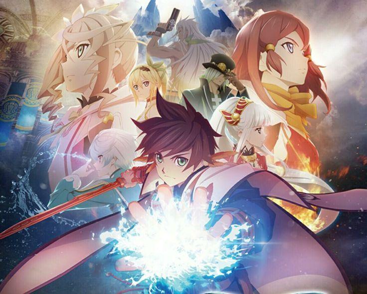 Pin By Ryn On Anime Tales Of Zestiria Anime Anime Episodes