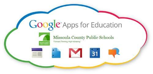 Professional Development / #GAFE Lesson Plans from Missoula County Public Schools  #googleedu