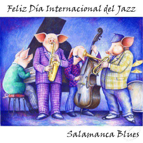 La Casona de Salamanca, el Blues y el Jazz.....
