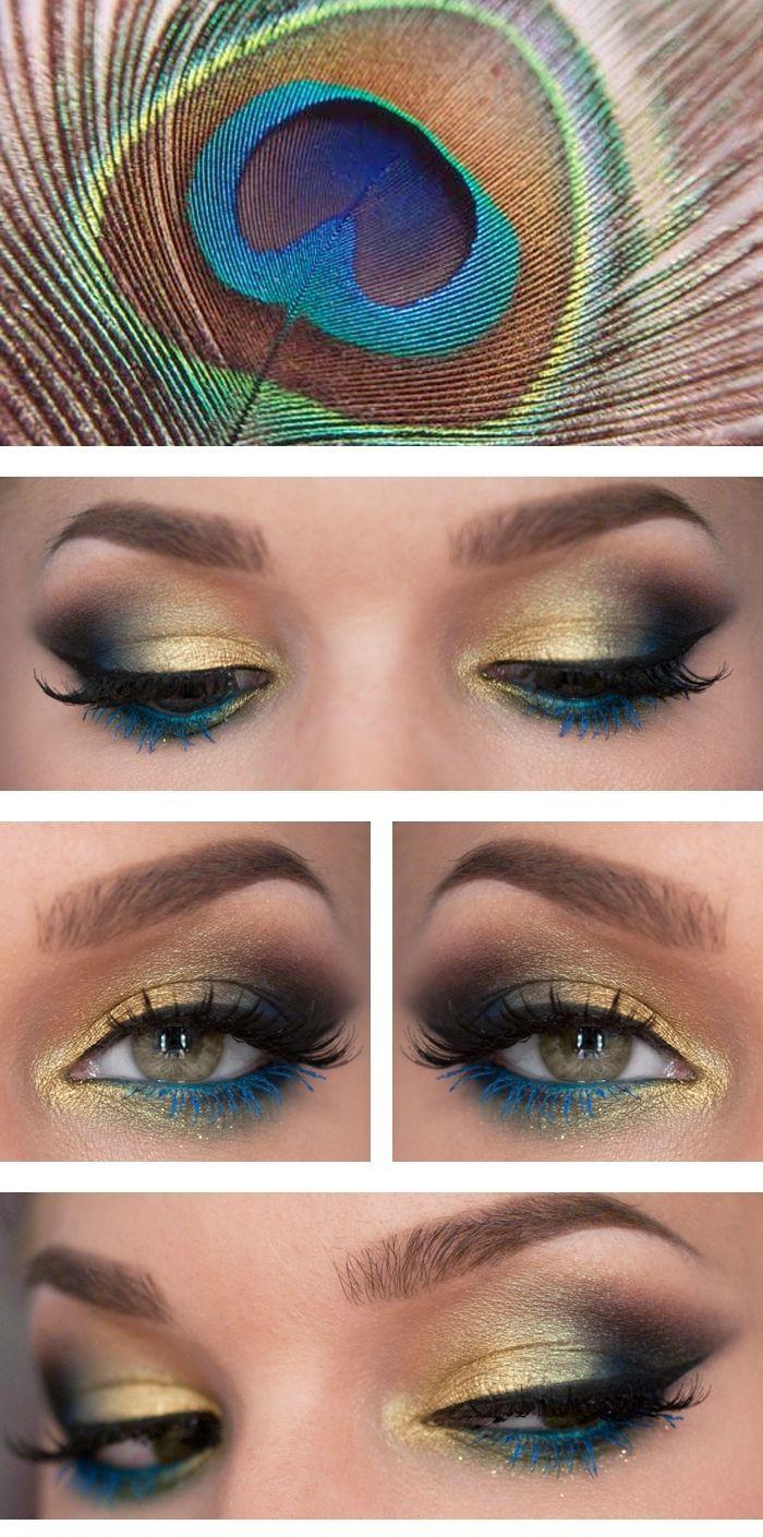 DIY: Peacock Godess!