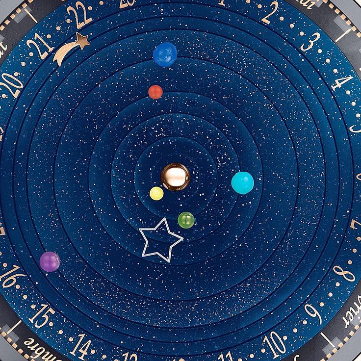 어려운(!) 천체 시계 VS 감성적인 천체 시계