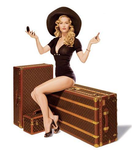 The Vanities Girls: JUNE 2007: LESLIE MANN    Age: 35. Provenance: Befitting her statuesque blondness, Southern California: San Diego, then Newport Beach.