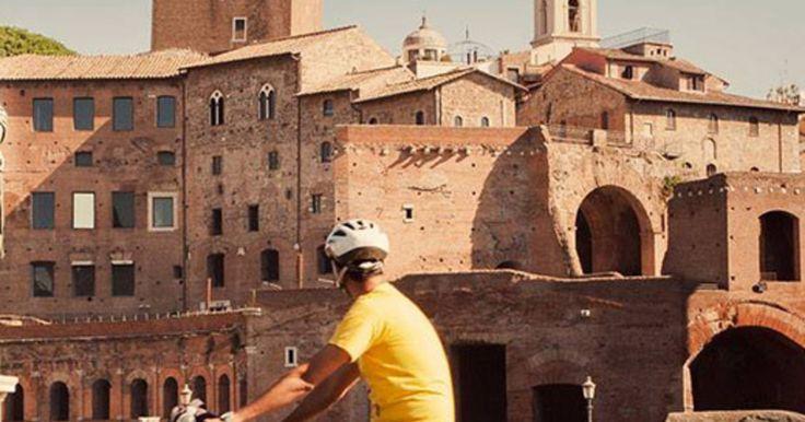 De Rome Centrum fietstour op CitySpotters