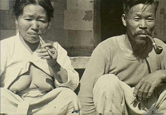 昔の朝鮮半島