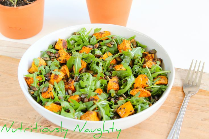 This gluten free and low FODMAP Simple Sweet Potato & Lentil salad is light, summery and full of flavour! Made with Cocofina coconut oil and coconut amino.