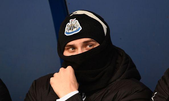 Predicted 4-2-3-1 Newcastle United XI Vs Burton Albion: Can The ...