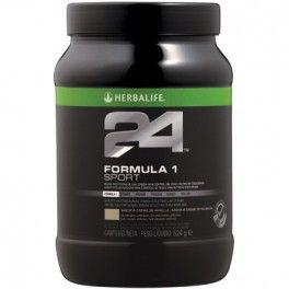 Formula 1 Sport  El batido nutricional saludable para atletas. El Fórmula 1 Sport contiene 219 calorías por ración que le ayudan a controlar sus ingesta de calorías.