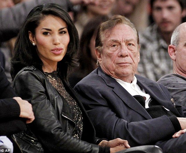 Key witness: Stiviano was called to testify in the non-jury trial of a lawsuit brought by Donald Sterling's wife, which seeks the return of $3.6million