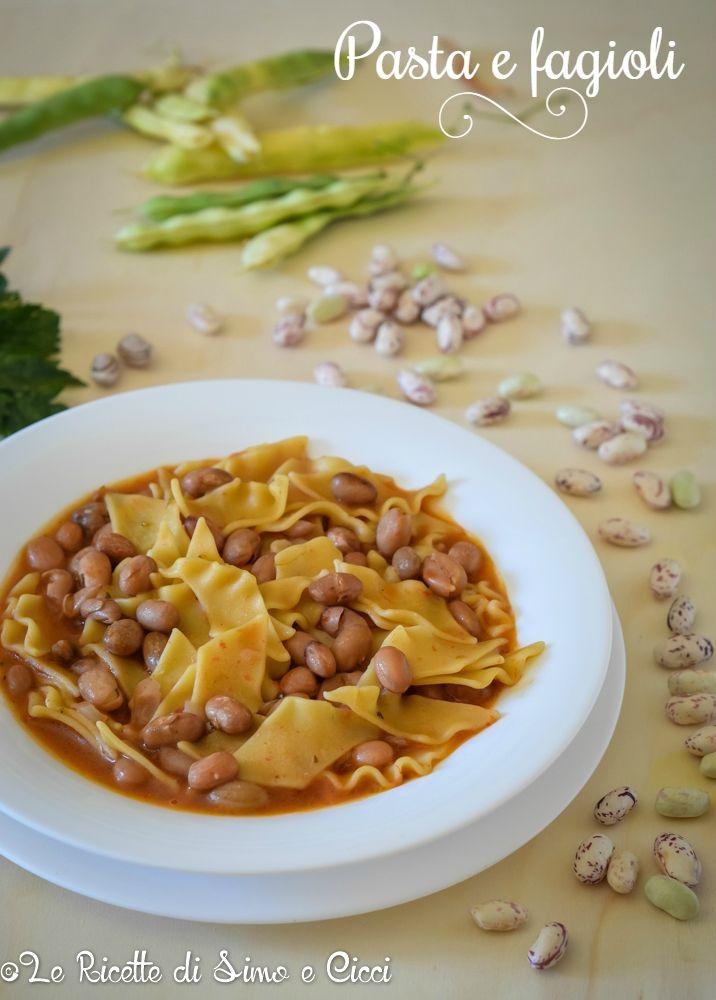 63e8744d55355af35939ed6dc9425244 - Pasta E Fagioli Ricette