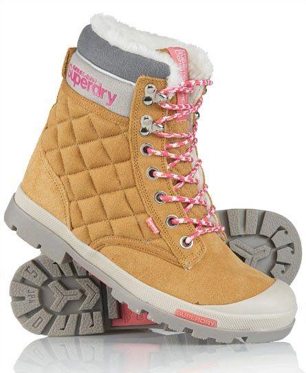 Superdry Matterhorn boots