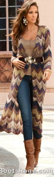 Women Outfit 2013 - Boots & Booties for Women - Think my stepdaughter Cassie would look great in this.