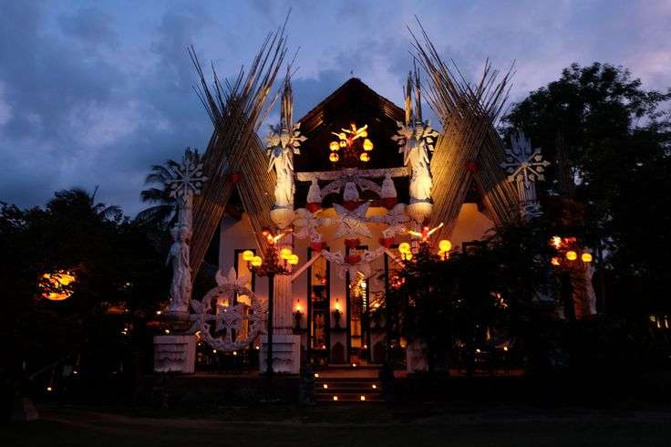 Gedong Gandrung, Wedding Hall at Hotel Tugu Lombok