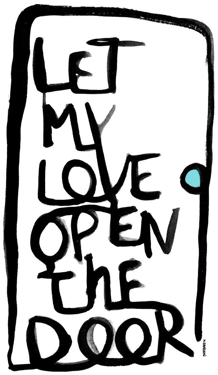 Let My Love Open The Door ~ Pete Townshend music lyrics song lyrics