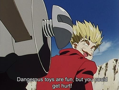Trigun Best Quootes: 52 Best Images About Trigun On Pinterest
