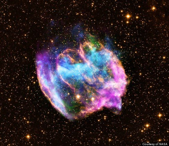 youngest black hole --- NASA may have just uncovered the youngest black hole in Earth's galaxy.    The young black hole, located within a supernova remnant, was created by a rare supernova explosion of a massive star, according to a written statement from NASA. The administration's Chandra X-ray Observatory captured images of the so-called remnant W49B, located 26,000 light-years away.