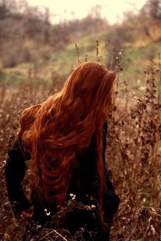Ginger...