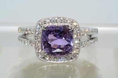 Purple engagement ring! Must have