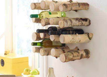 Best Aus sten muss man nicht immer Kleinholz machen Sie eignen sich super auch als Flaschenhalter und sind dabei noch ein Hingucker Wir zeigen wie es geht