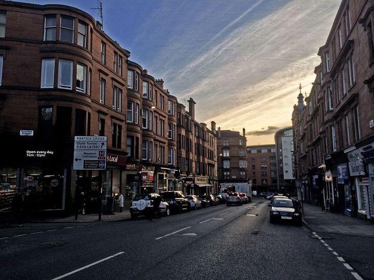 SLOW TRAVEL ON A SWEET SUNDAY: Glasgow, Escocia
