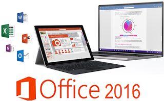 Microsoft Office 2016 Free Download ISO Offline Installer