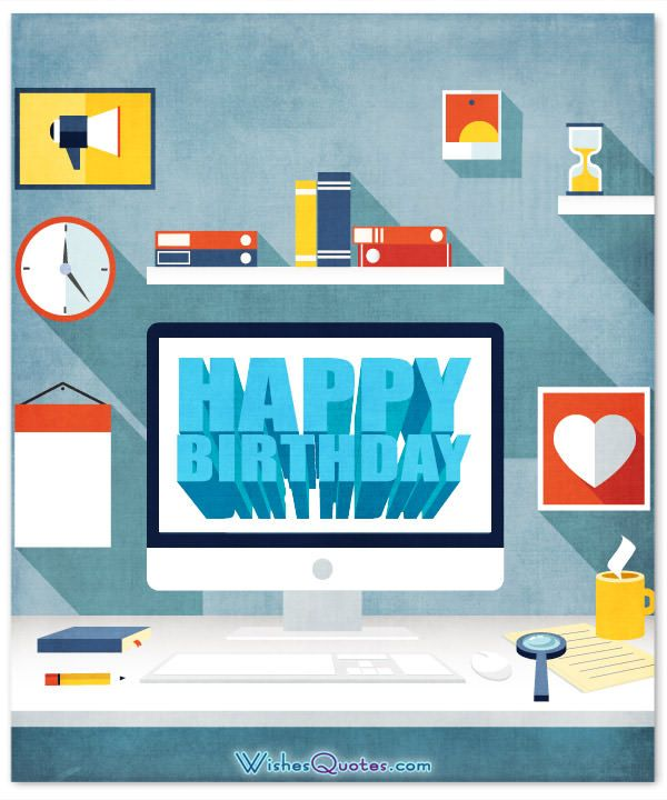 Happy Birthday To Boss Quotes: 1000+ Ideas About Happy Birthday Boss On Pinterest