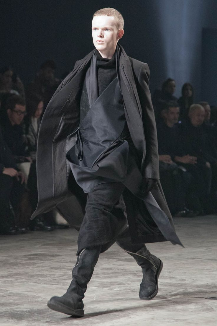 Rick Owens, I don't know why but I like this.