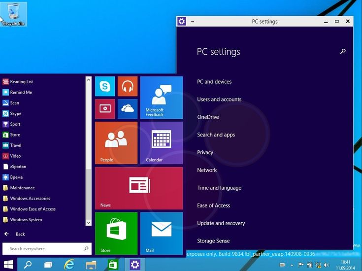 Windows 9 Virtual Desktops Functionality Revealed in Video and Screenshots