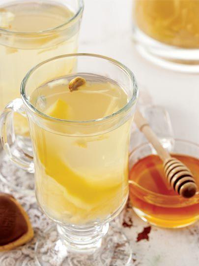 Buzlu yeşil çay Tarifi - İçecekler Yemekleri - Yemek Tarifleri