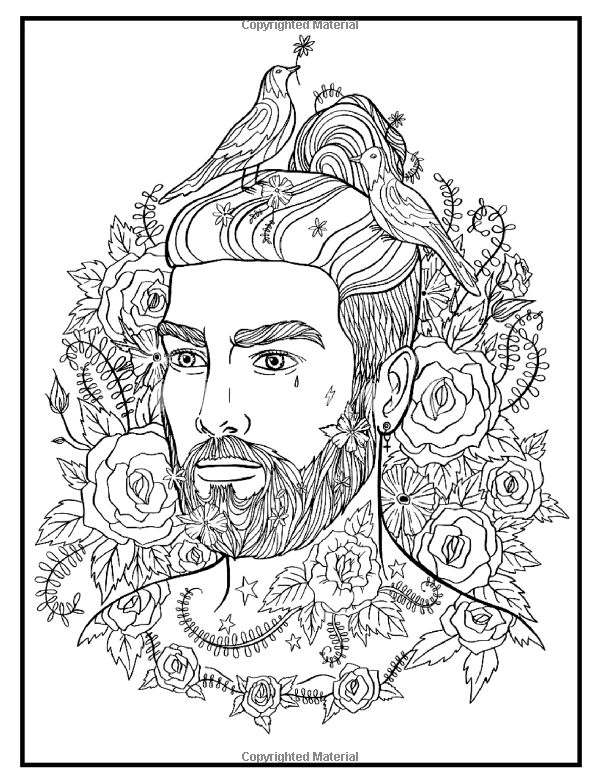 6404 best !!!Adult Coloring Pages images on Pinterest