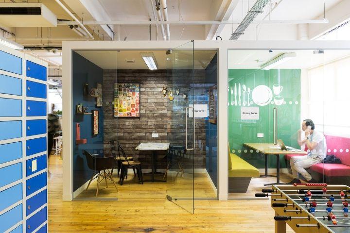 Moonpig office by ThirdWay Interiors, London – UK » Retail Design Blog