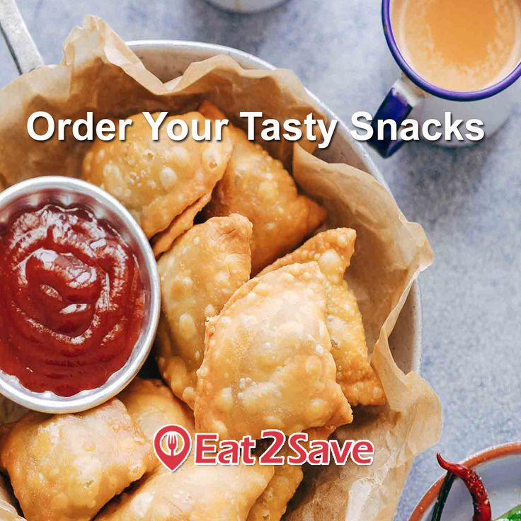 Order on-line your favourite snacks and meals from you favourite restaurant… #Eat2…