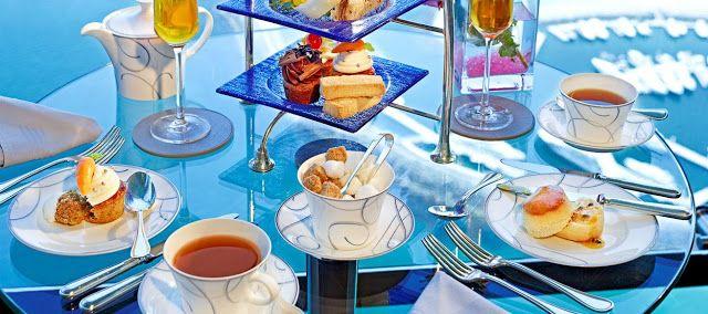 What's On Dubai - Bucket List: Afternoon Tea Dubai Burj Al Arab http://katieandchelsie.blogspot.co.uk/