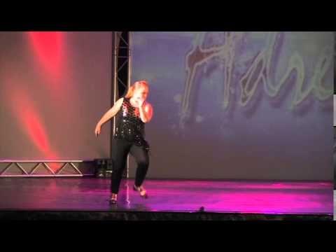 Amanda LaCount - Bang Bang Teen Tap Solo at Adrenaline Nationals 6-27-15