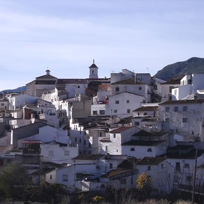 Albanchez Pueblo - Valle de Almanzora - Almeria