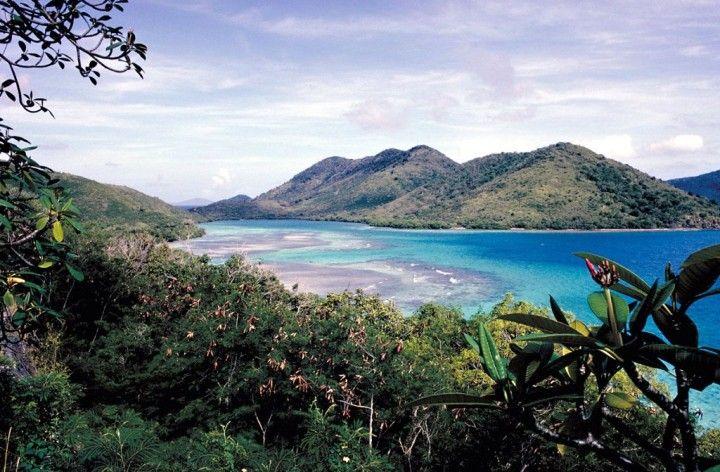 Národný park Virgin Islands, Národné parky v USA